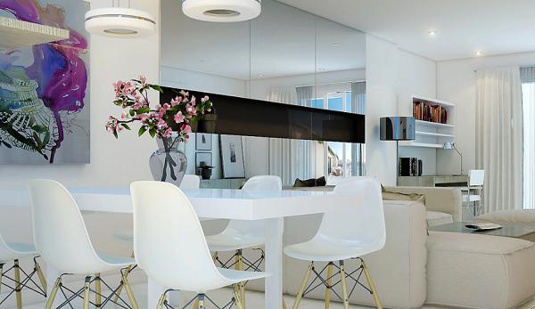 Modern Minimalistic Interiors