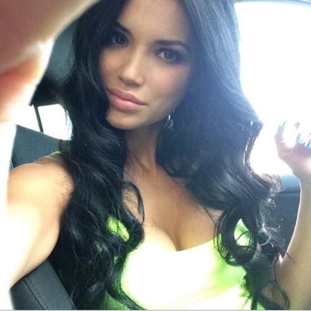 Sveta Bilyalova Let Down Your Hair Pinterest