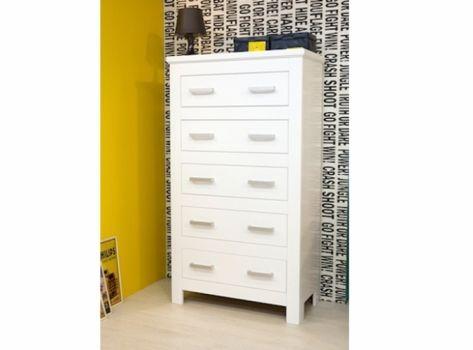 Wandkast uit de collectie sofie van bopita meubels voor for Babykamer sofie bopita