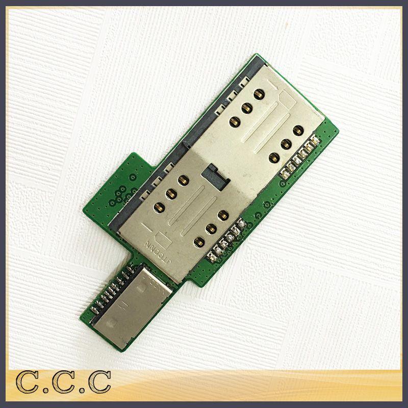Original new for lenovo p780 sim card reader holder slot sd memory original new for lenovo p780 sim card reader holder slot sd memory card reader flex reheart Gallery