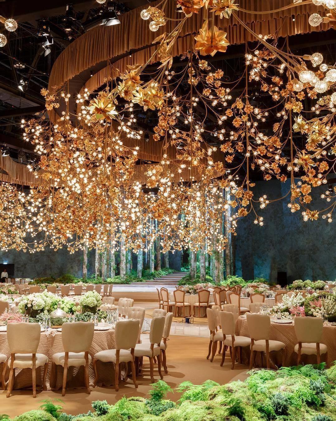 Luxury wedding decoration ideas   Likes  Comments  u Luxury Wedding Pages u weddingges on