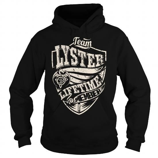 Team LYSTER Lifetime Member (Dragon) - Last Name, Surname T-Shirt - #gift card #shower gift. Team LYSTER Lifetime Member (Dragon) - Last Name, Surname T-Shirt, monogrammed gift,shirt for teens. CHECKOUT =>...