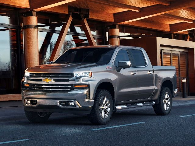 2018 Chevy Silverado 1500 Most Dependable Pickup Truck On The