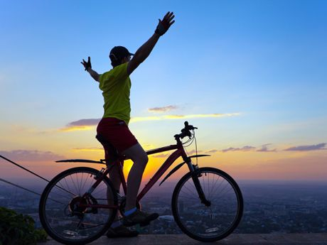 Cycling Tips With Images Bicycle Workout Cycling For