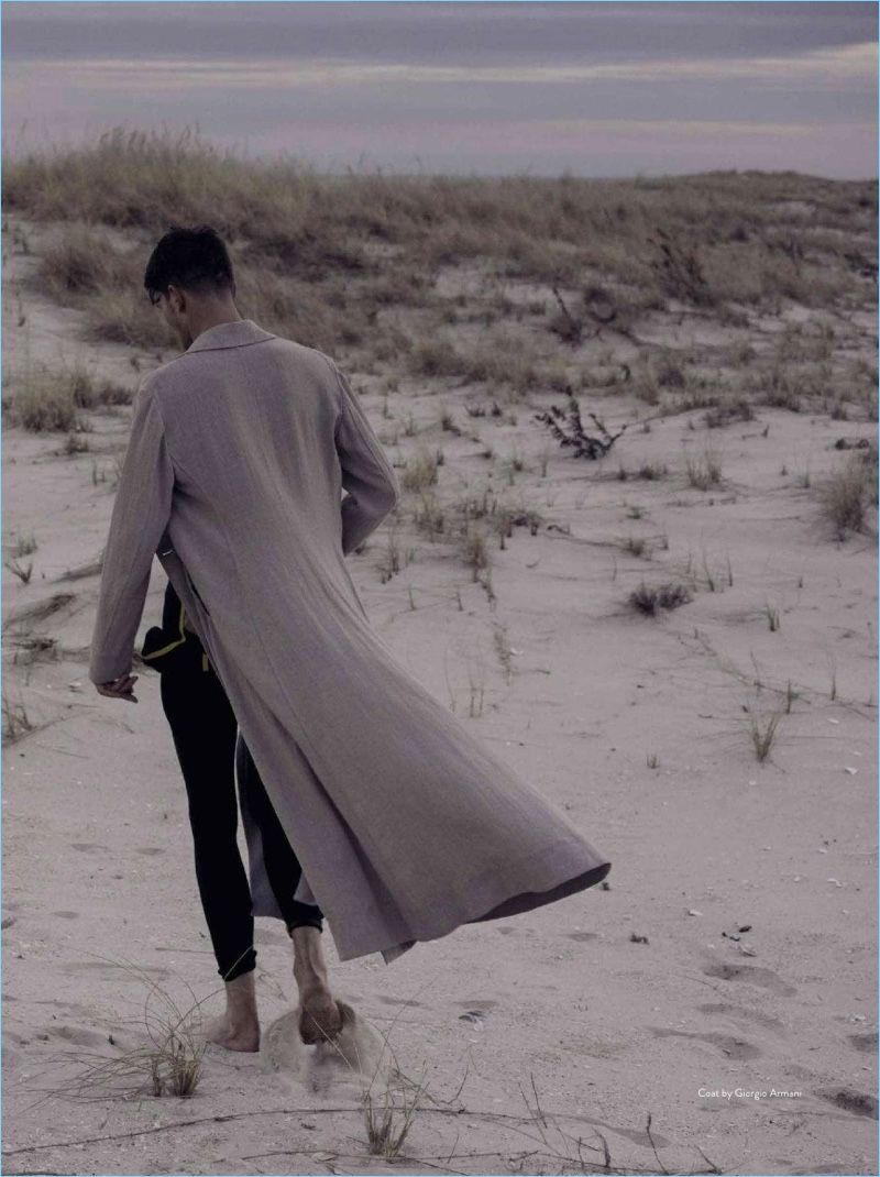 Horizon Line John Todd for Da Man Style Hombres