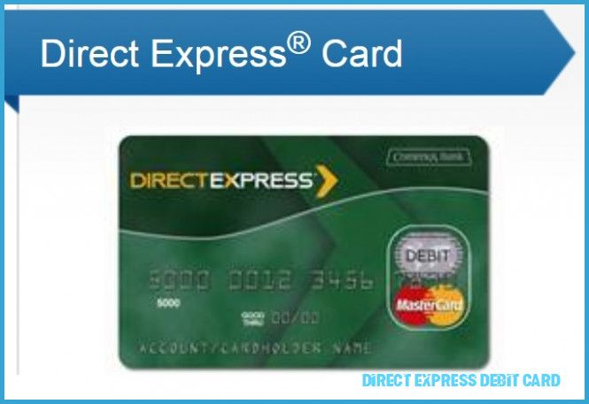 12 Clarifications On Direct Express Debit Card | direct ...