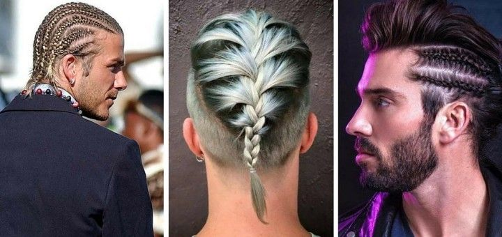 Braids And Cornrows Men Hairstyles
