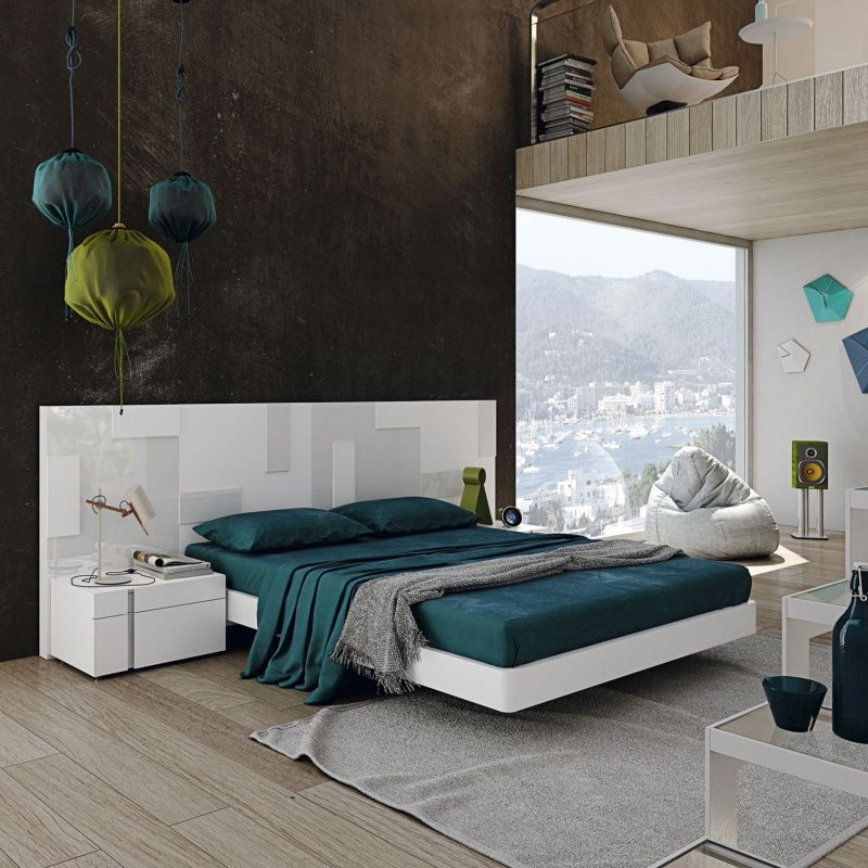 Dormitorios de matrimonio modernos muebles lara for Catalogo de muebles de dormitorio