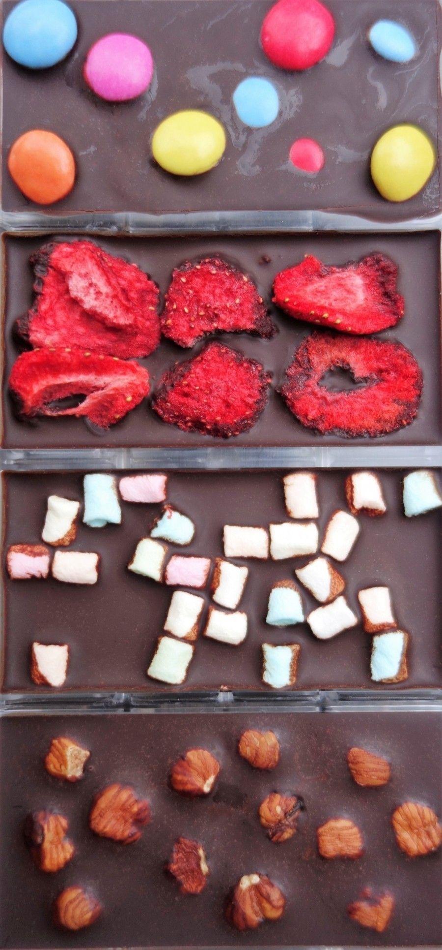 Vegane Schokolade selber machen: Bild 1