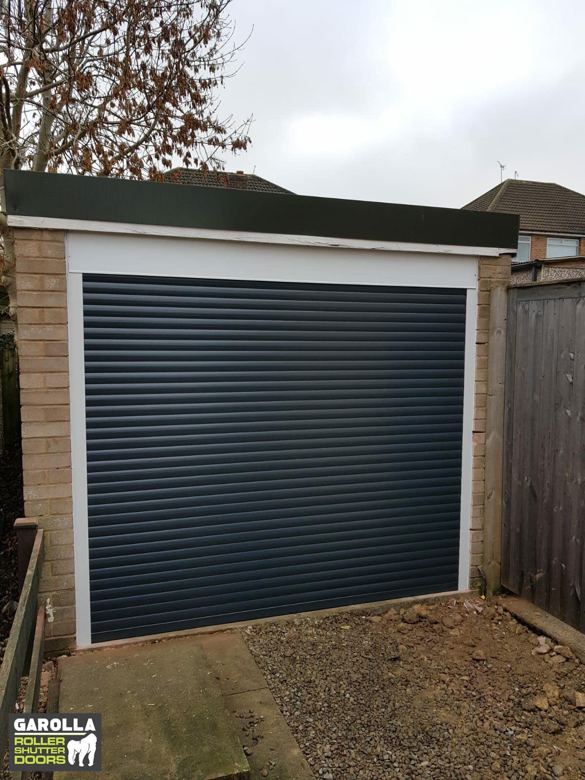 Roller Shutter Garage Doors In 2020 Garage Doors Prices Roller Doors Garage Door Styles