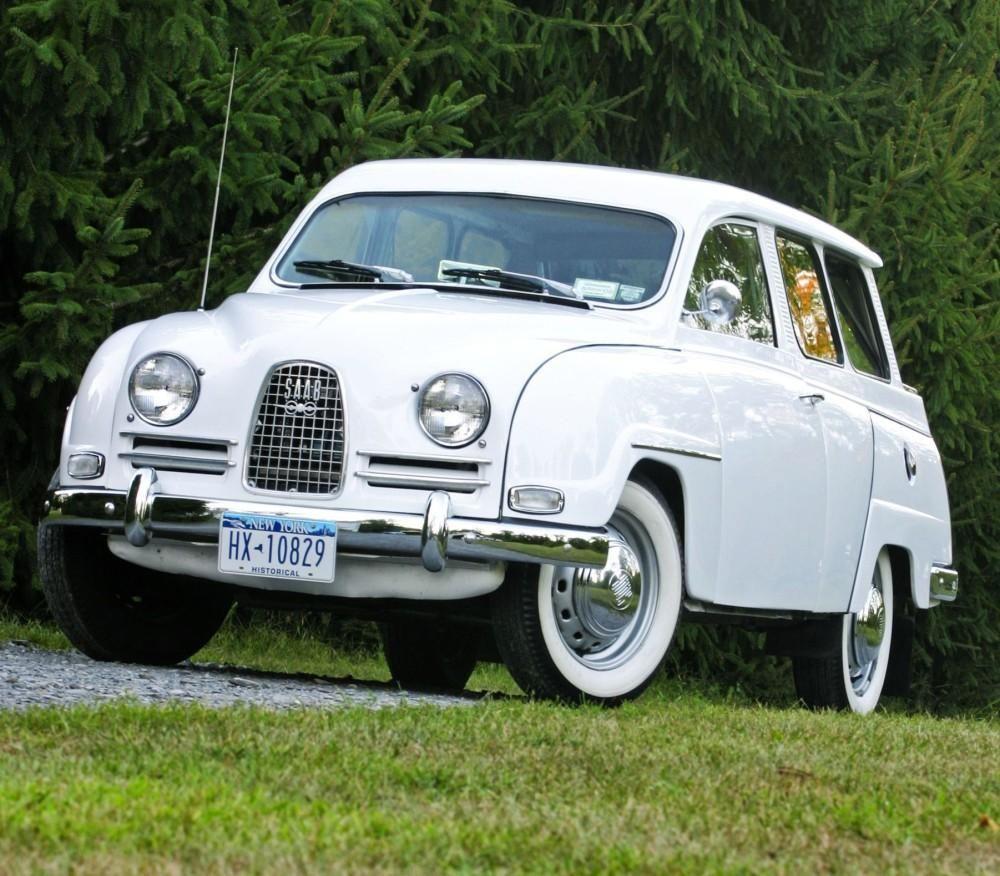 Saab Family Car