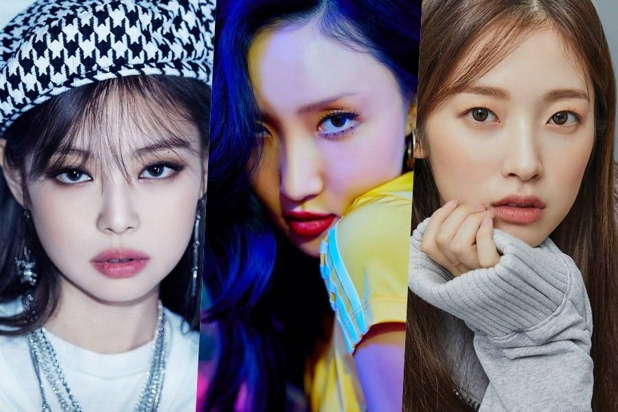 The Korean Business Research Institute Has Revealed This Month S Brand Reputation Rankings For Individual Girl Group Mem Brand Reputation Girl Group Reputation