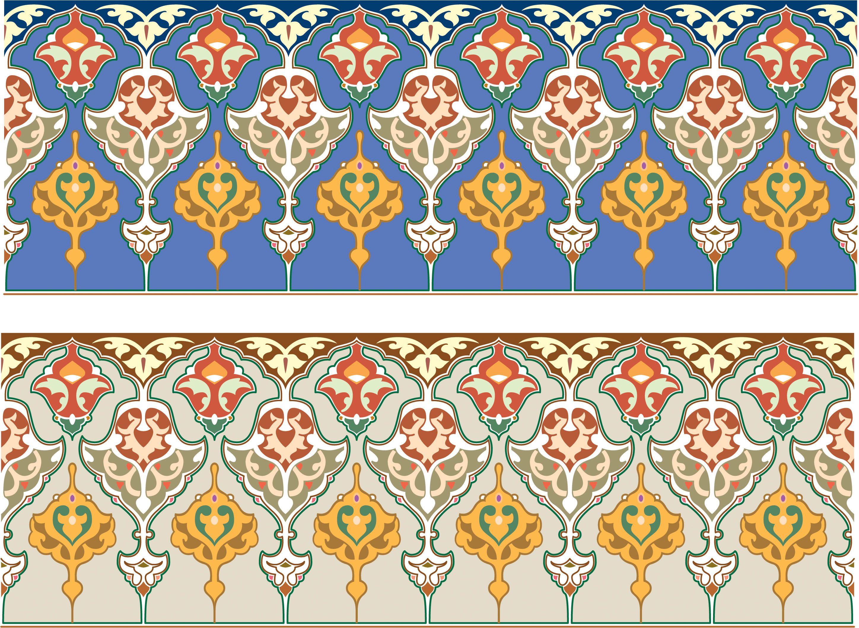 36 Arabesque Islamic Art Arabesque Inspired Patterns