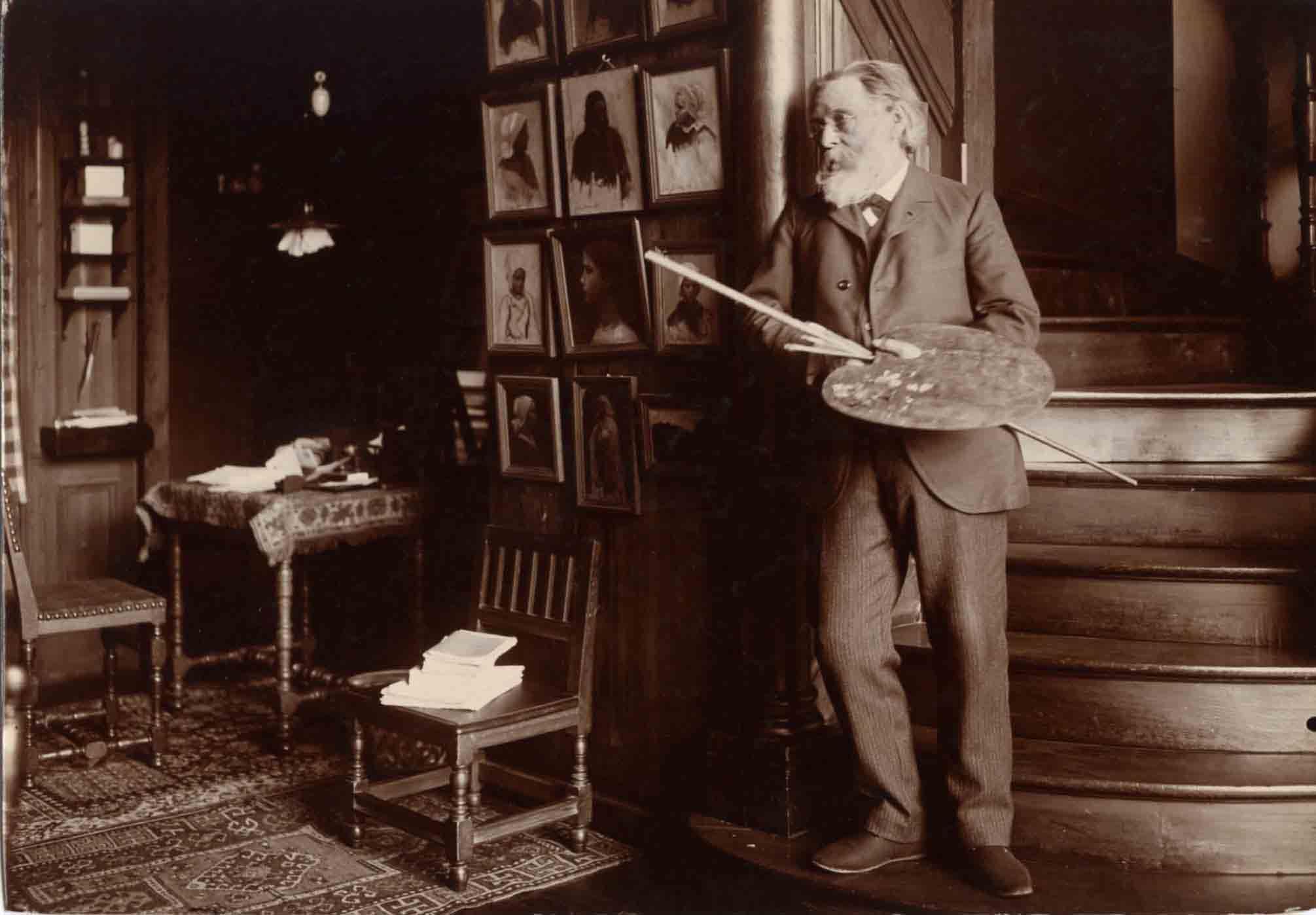 Jules Breton- Paul Marsan, said Dornac