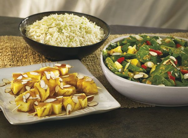 Asian-Inspired Sides Recipe from #PublixAprons