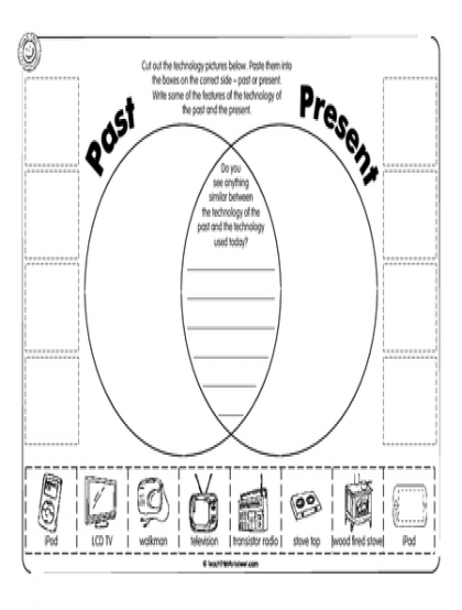 Past, Present, or Future Tense? 2 | Worksheet | Education.com