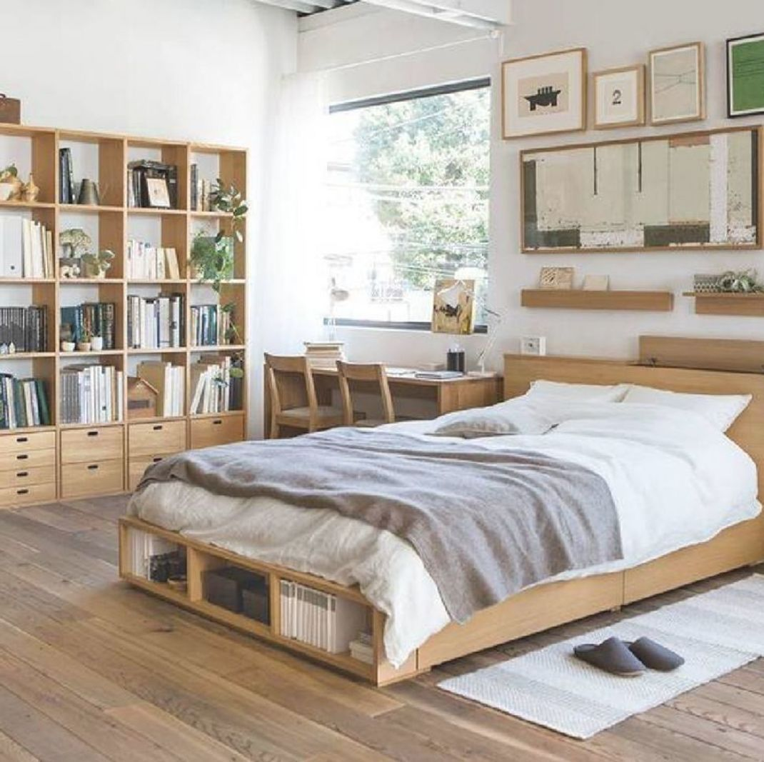 15 Simple And Warm Japanese Minimalist Room Design Ideas