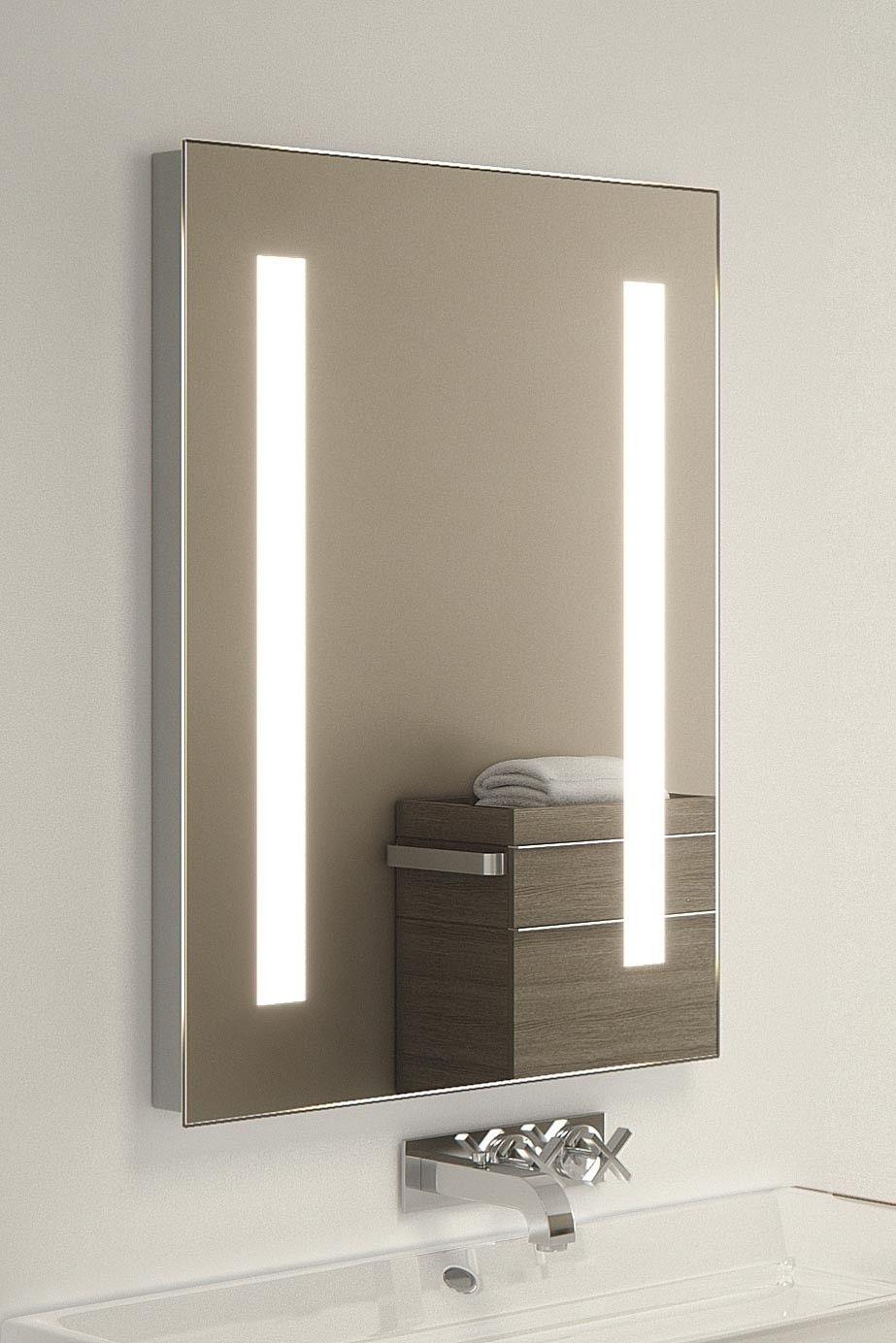 Minal Miroir LED  Miroir led, Miroir salle de bain, Miroir