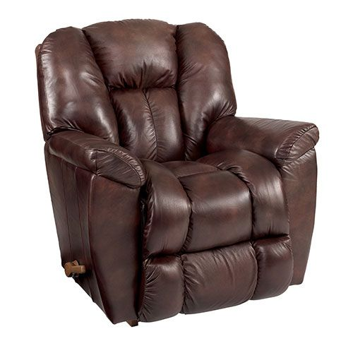 Maverick Rocking Recliner Recliner Leather Recliner La Z Boy