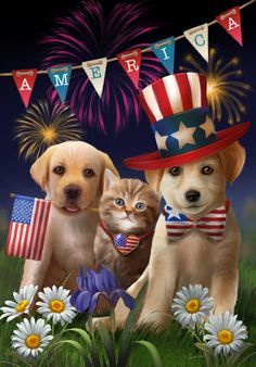 Modern Patriotic Art On Pinterest American Flag Flags