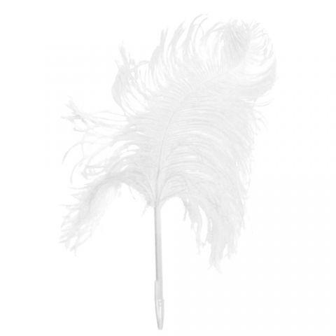 DESIGNDELICATESSEN - Maison Martin Margiela - Pen af Strudsefjer