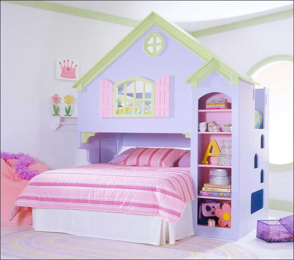 Beautiful Doll House Bed For Ma Future Babes