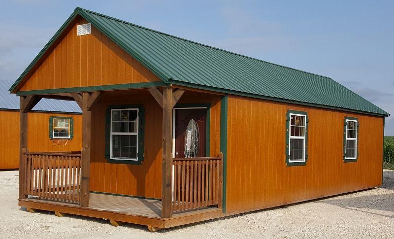 Storage Sheds, Barns, Cabin Shells, Portable Buildings ...
