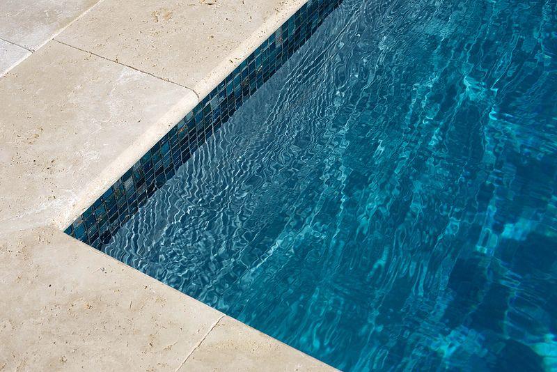 Water Colors Modern Pools Outdoor Oasis Blue Ocean