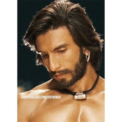 Ranveer Singh | Ranveer singh, Singh, Long hair styles men