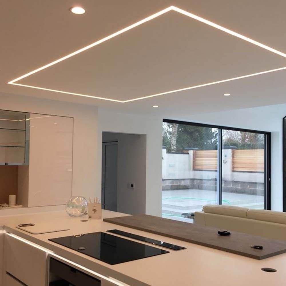 Plaster In Profiles Ceiling Design Bedroom Ceiling Design Living Room Ceiling Design Modern