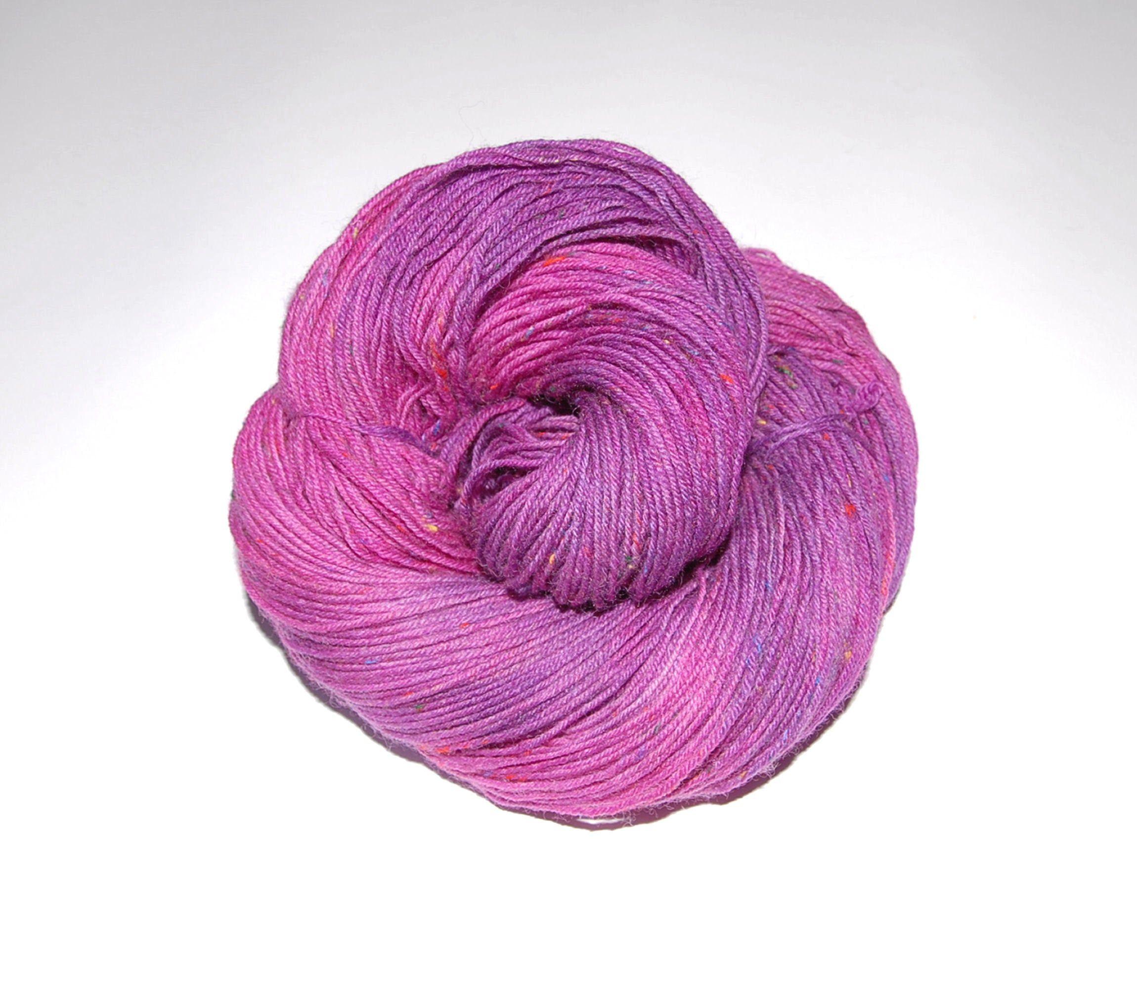 Sockenwolle Tweed Handgefarbt 100g Gerne Stricke Ich Socken Aus Dieser Wolle Fur Dich Auf Anfrage Hausschuhe Stricken Tweed Socken Stricken
