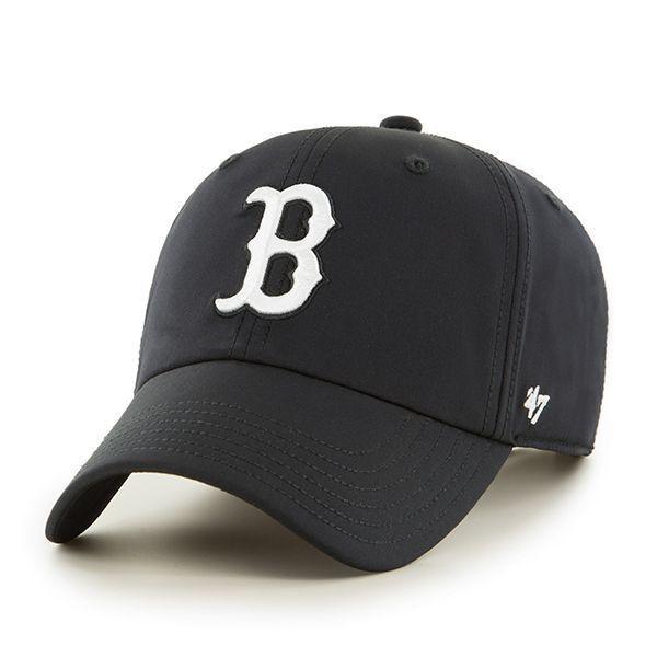 Boston Red Sox White Black Dad Hat Velcro Strap Mlb White Dad Hat Dad Hats Black Dad