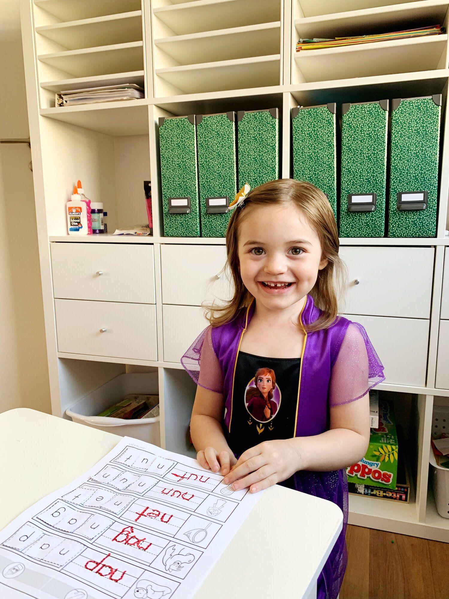 Free Homeschool Worksheets And Activities For A Preschool