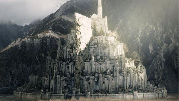 Las Minas Tirith del Señor de los Anillos