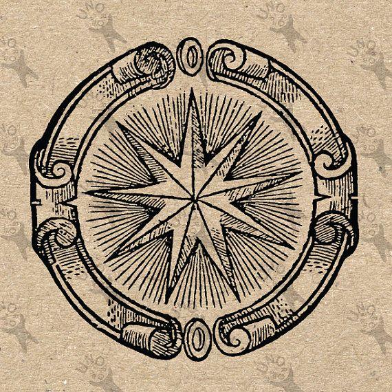 Sun Solar Body Ancient Astronomy Cartographic Illustrations ...