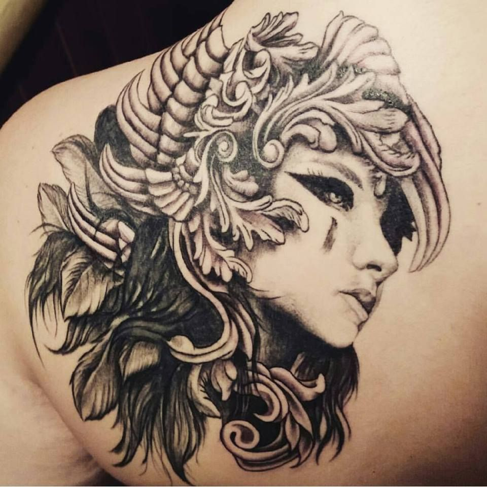 Ideas About Valkyrie Tattoo On Pinterest