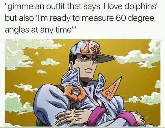 Jotaro Part 4 Dolphin