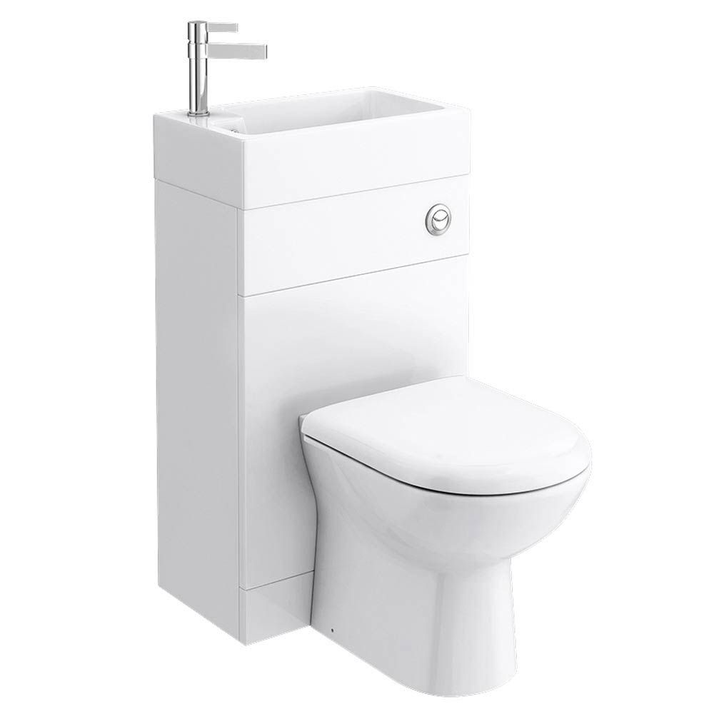Alaska Combined Two In One Wash Basin   Toilet  500mm wide x 300mm Alaska Combined Two In One Wash Basin   Toilet  500mm wide x 300mm  . Two In One Toilet Seat. Home Design Ideas