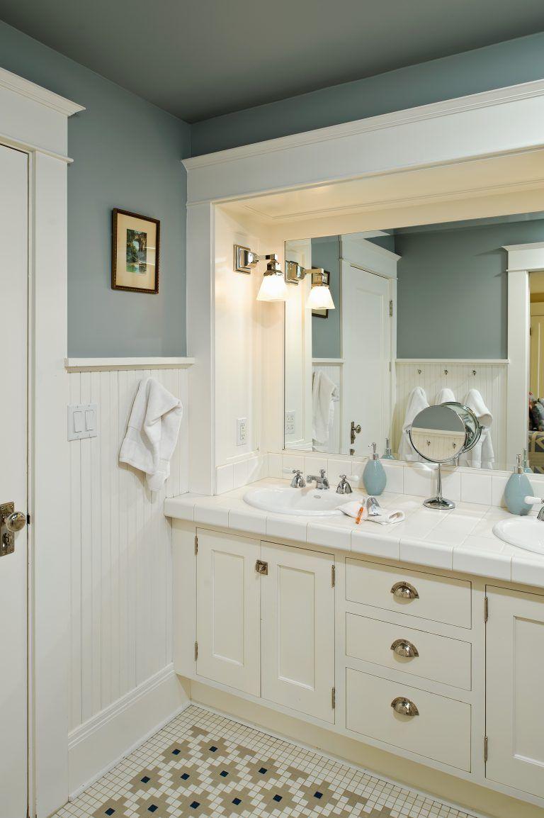 Serene Bungalow Bathroom Expansion | Bungalow bathroom ...