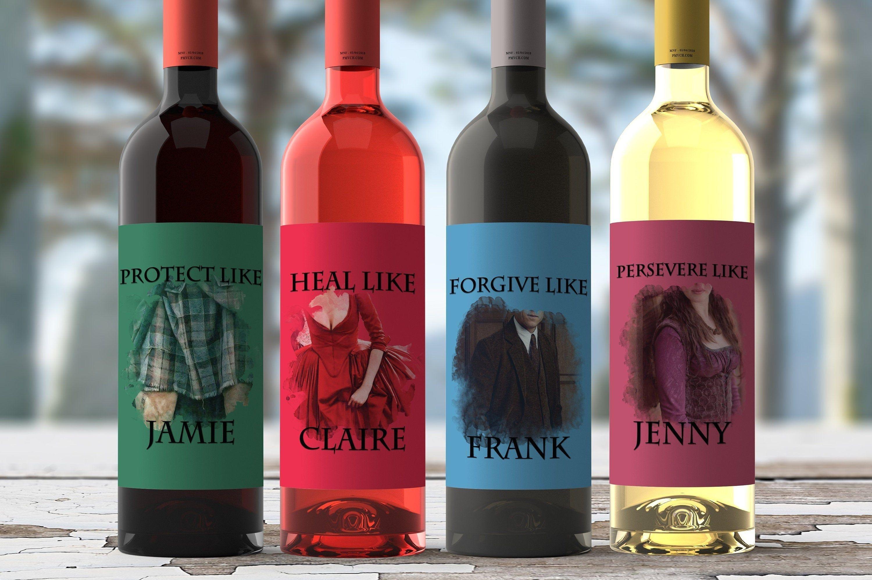 Label Design Mockups Red Wine Labels Wine Label Design Label Design