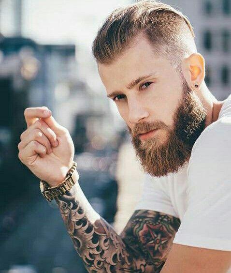 Pin By Myra Lynn On Coiffure Hair And Beard Styles Hipster Beard Beard Styles