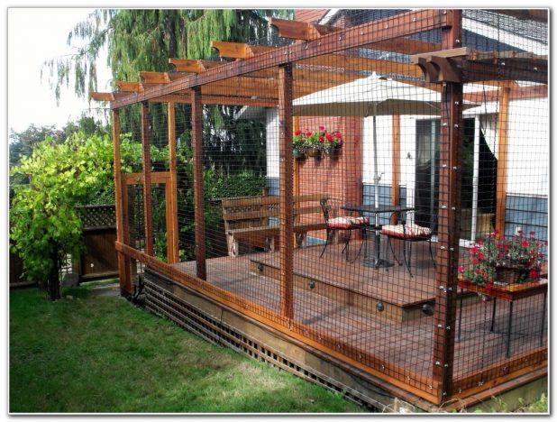 Awesome Balcony Enclosures For Cats