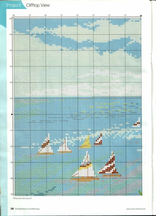 Gallery.ru / Фото #15 - The world of cross stitching 193 - tymannost