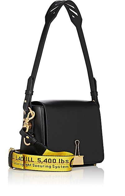 Off-White c/o Virgil Abloh Binder-Clip Shoulder Bag - Shoulder ...
