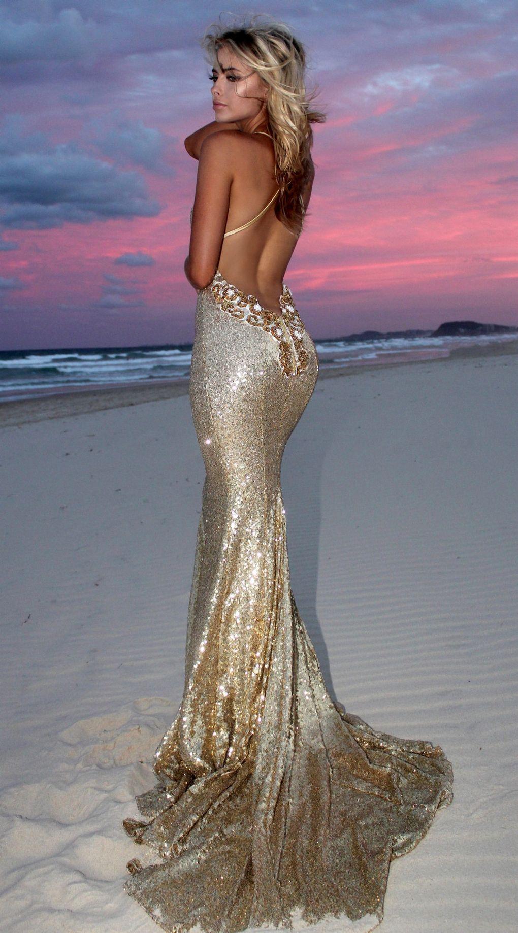 60 Perfect Beautiful Gold Dress Ideas Dresses Fancy Dresses Evening Dresses [ 1838 x 1020 Pixel ]