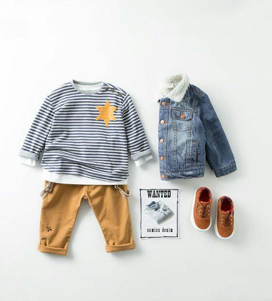 Connu BASKETS EN CUIR DÉTAIL DE RENARD-Chaussures-Bébé garçon (3-36 mois  FE72