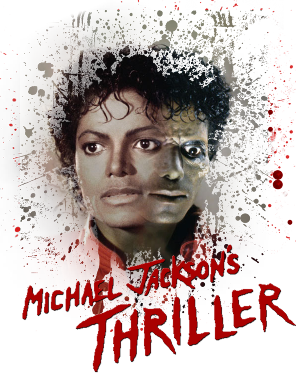 Michael Jackson S Thriller By Telibabbyjackson On Deviantart Michael Jackson Thriller Michael Jackson Zombie Michael Jackson Art