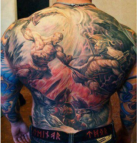 Epingle Sur Awesome Tattoos