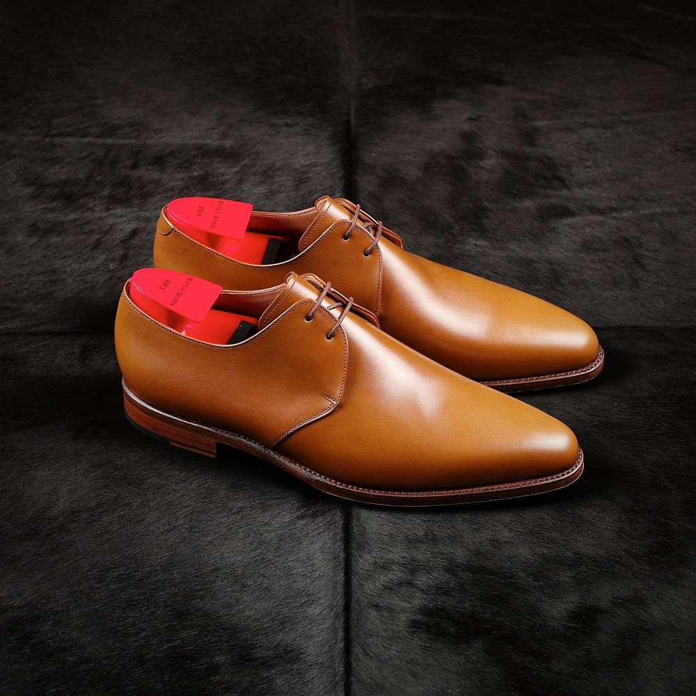 The Fremont in Maple by J. Fitzpatrick Footwear a.k.a The Shoe Snob ... 471b05b76f