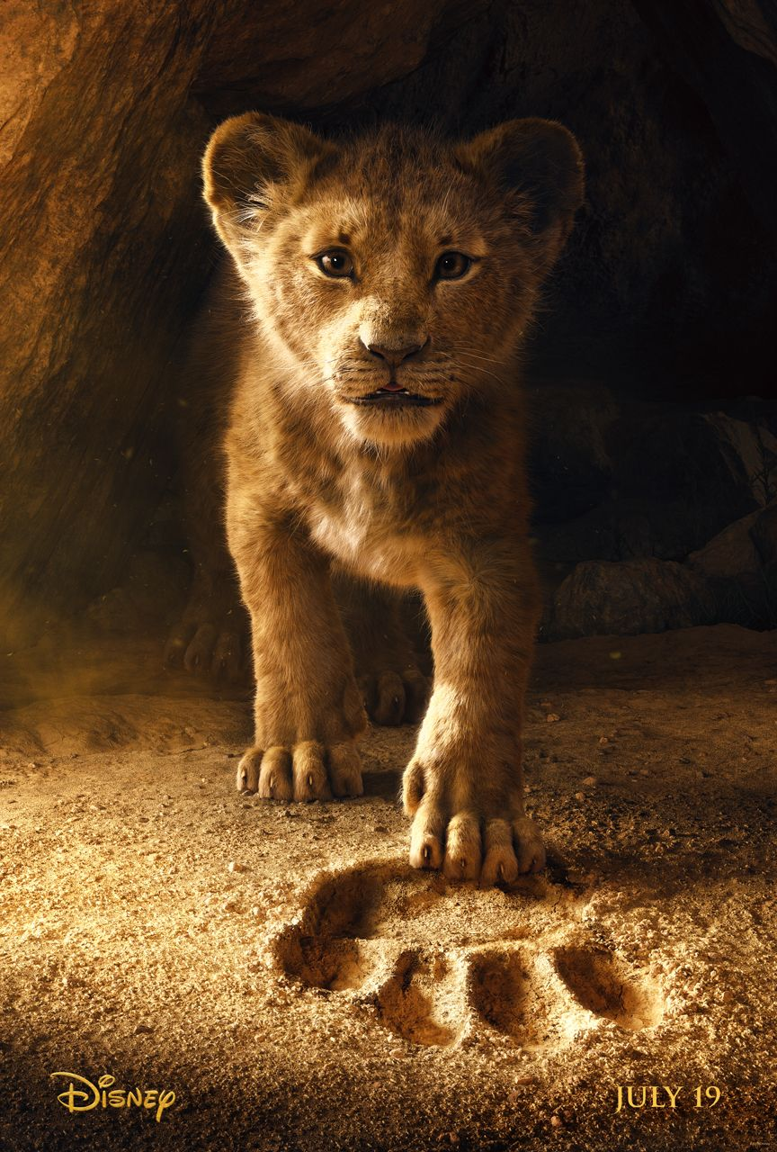 THE LION KING trailer and poster are now available !!!